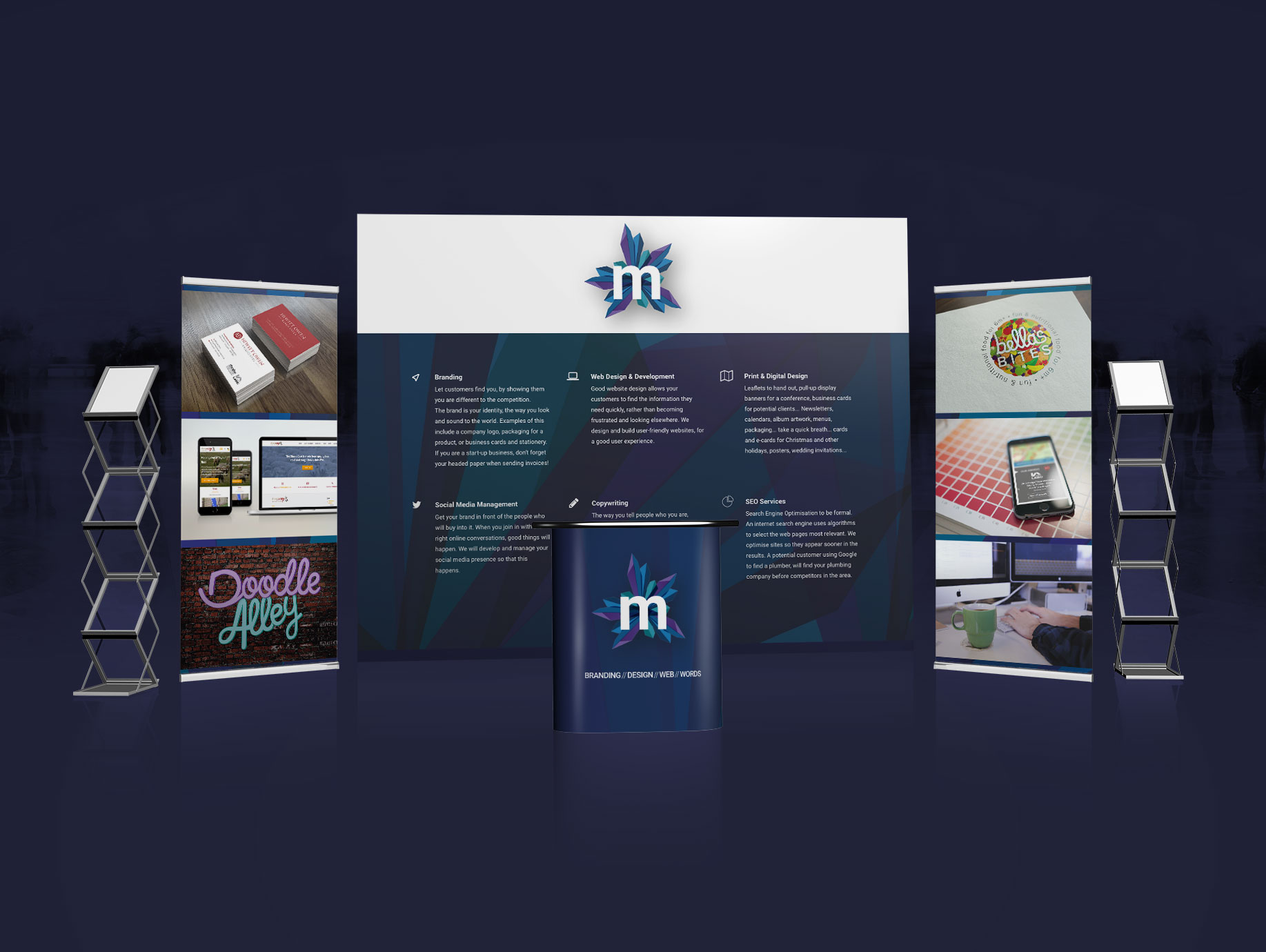 Exhibition Stand Mockup : Exhibition stand types of stands exhibition stand contractors